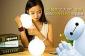 厂家电子礼品定制新智能情感音响灯蓝牙音箱灯泡台灯